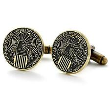 Fantastic Beasts and Where to Find Them - Magical Congress Cufflink Set - New