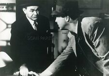 EDWARD G ROBINSON FRED MC MURAY DOUBLE INDEMNITY  1944 VINTAGE PHOTO