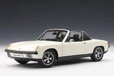 1/18 Autoart Porsche 914/6 (light ivory) 1970 ad un prezzo speciale
