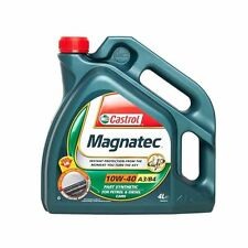 Castrol Magnatec 10w40 parte sintéticas coche de aceite del motor de 4 L (4 litros) Gasolina Diesel