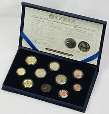 Malta Euro-Kursmünzensatz 2011