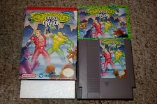 Battletoads & Double Dragon The Ultimate Team (Nintendo NES) Complete GOOD CC