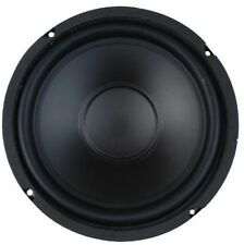 "8"" Woofer Poly Cone Rubber Surround 70W RMS 4ohm Replacement Home Car Audio"
