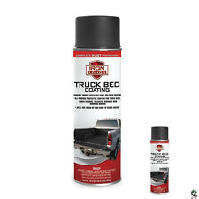 SALE!! 2 Cans Total Iron Armor Spray On Pickup Truck Bed Liner Trailer Coating!