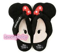 HOT Tsum Tsum HongKong Mickey CUTE Slipper Plush Flip-Flops Free Shipp