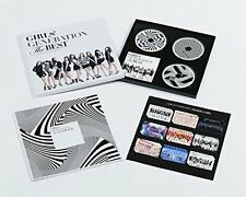 SNSD Girls' Generation Kpop Pop Blu-Ray THE BEST with 2 Special CD Limited Mint