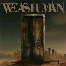 We As Human, We As Human CD Brand New Self Titled s/t same 2013 Atlantic