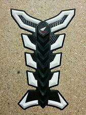 3D Rubber Motorbike Motorcycle Tank Pad Protector Honda VTR VFR Hornet CBR