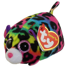 TY Beanie Boos - Teeny Tys Stackable Plush - JELLY the Leopard (4 inch) - MWMTs