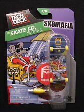 TECH DECK Skate Co. Series 3 Jimmy Cao SK8MAFIA 3/8 Finger board Display Stand