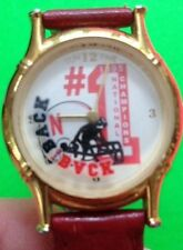 'SUN TIME' NEBRASKA BACK TO BACK 1995 CHAMPIONSHIP LADIES WATCH/SEE DESCRIPTION!