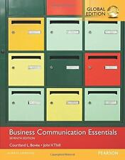 Business Communication Today 13E by John Thill, Bovee 13th (Global Edition)