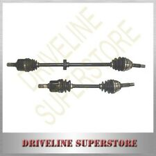 A set of two CV JOINT DRIVE SHAFTS FOR COROLLA AE101 AE102 AE112 1994-2001