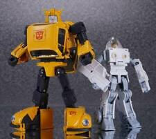 Takara Tomy Transformers Masterpiece Mp-21 Bumblebee + Exclusive Coin + Mask