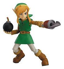 Legend of Zelda Link Between Worlds Link Figma Figure Deluxe Edition