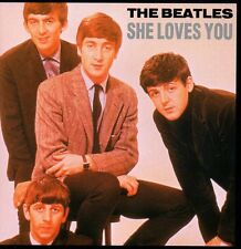 ★☆★ CD Single The BEATLES She loves you 2-Track CARD SLEEVE   ★☆★