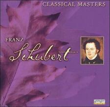 Classical Masters: Schubert 2002 by Schubert, Franz [Vienna]; Geoffrey Simon; Sa