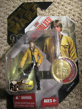 StarWars LUKE SKYWALKER (#12) 30th Anniversary ULTIMATE GALACTIC HUNT Gold Coin