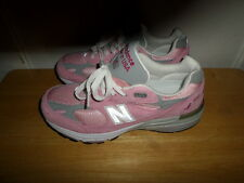 NWOT CANCER AWARENESS RACE FOR THE CURE NEW BALANCE 993 RUNNING SHOE WOMEN 8 2A