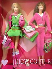 Juicy Couture Barbie 2004 Gold Label