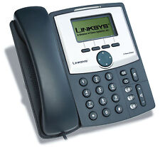 new open box Cisco Linksys SPA-922 1-lijns IP Phone (1xSIP, 2xLAN, PoE)