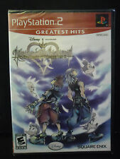 KINGDOM HEARTS  RE: CHAIN OF MEMORIES  VERSIONE NTSC IMPORT U.S.A.  NUOVO PS2