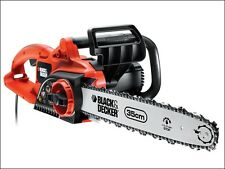 BRAND NEW BOXED Black & Decker Gk1935t Chainsaw  35Cm Bar HIGH QUALITY CHAIN SAW