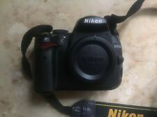 Nikon D D5000 12.3 MP Digital SLR Camera - Black (Body Only)