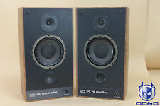 Sound Research No 8 Monitor Speaker Set