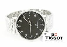 Tissot T-Classic Men's Watch Charcoal/Gray Dial T1096101107700, 42mm Case - New