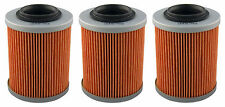 Can-Am Bombardier DS650 DS650X Commander 800 800R 1000 Oil Filter Filters