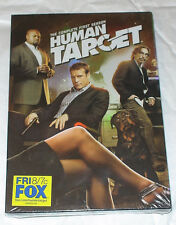 Human Target: The Complete First Season 1 One - DVD Box Set - NEW & SEALED
