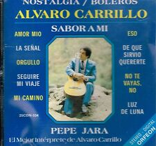 Pepe Jara El Mejor Interprete de Alvaro Carrillo   BRAND  NEW SEALED  CD