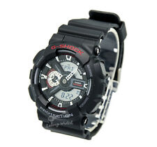 -Casio G-Shock GA110-1A Watch Brand New & 100% Authentic