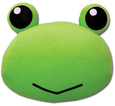 To Aru Kagaku no Railgun 15'' Gekota Frog Pillow Cushion Anime MINT