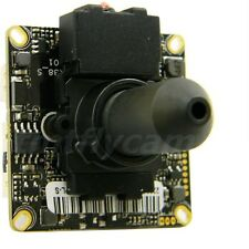 1MP 720P IP Network 10mm Pinhole Hidden Lens Security Spy PCB Board Camera ONVIF