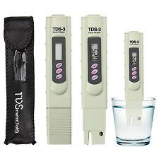 LCD Digital Medidor de   TDS TEMP PPM Pen Stick Agua Purity Monitor XULAET
