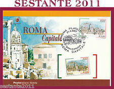 ITALIA MAXIMUM MAXI CARD 2007 ROMA CAPITALE A161