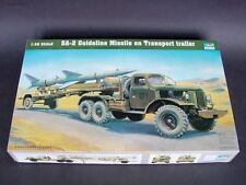 Trumpeter 1/35 00204 SA-2 Missile on Transport Trailer