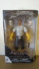*BATMAN ARKHAM KNIGHT PROFESSOR PYG ACTION FIGURE ASYLUM CITY ORIGINS