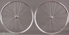 H Plus Son Archetype Silver Rims Chris King R45 Hubs Road Bike Wheelset Sapim CX