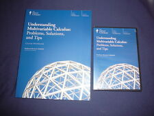 Teaching Co Great Courses DVDs     UNDERSTANDING  MULTIVARIABLE CALCULUS     new