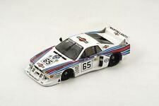 Spark Lancia Beta Monte Carlo #65 8th Le Mans 1981 1/18