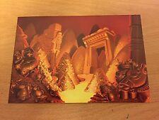 The Art of Disney Themed Postcard - Aladdin #3 - NEW