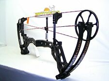 Fred Bear Tremor Shadow Bow Left Hand 60-70#  24-31  inch draw