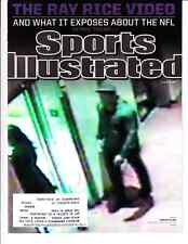 September 15 2014 Ray Rice Baltimore Ravens Domestic Violence SPORTS ILLUSTRATED