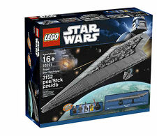 Lego 10221 Star Wars Super Star Destroyer RETIRED NISB