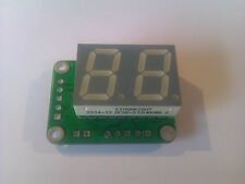 World's Smallest Aliens M41A Pulse Rifle Counter Board ***  LIMITED ED GREEN ***