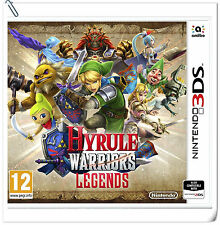 3DS Nintendo Hyrule Warriors Legends Beat 'em Up Games