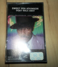 "SWEET PEA ATKINSON ""DON'T WALK AWAY"" SEALED CASSETTE 1982"